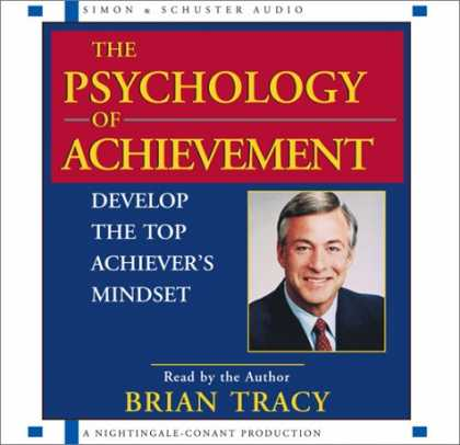 Books About Psychology - The Psychology of Achievement: Develop the Top Achiever's Mindset