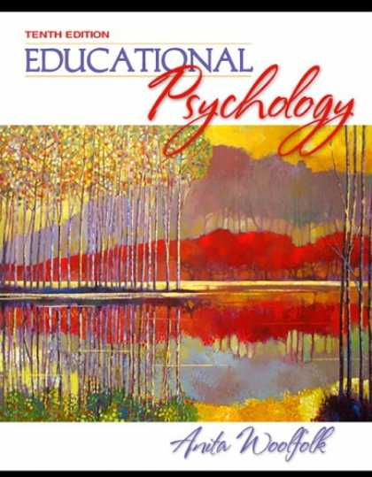 Books About Psychology - Educational Psychology (10th Edition)