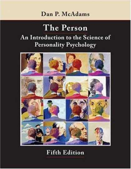 Books About Psychology - The Person: An Introduction to the Science of Personality Psychology