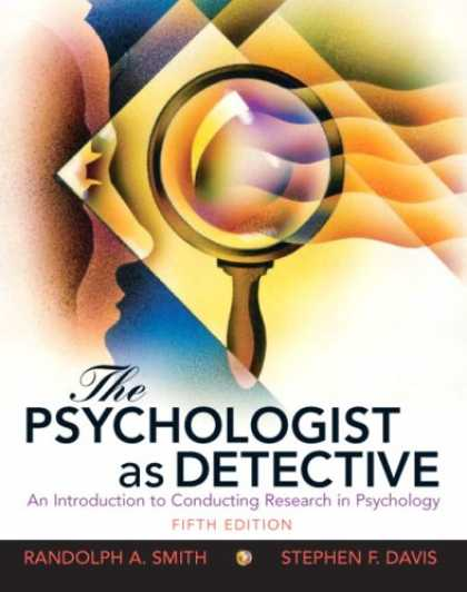 Books About Psychology - The Psychologist as Detective: An Introduction to Conducting Research in Psychol