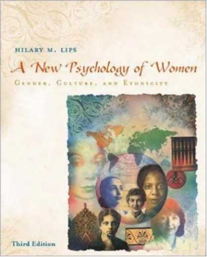 Books About Psychology - A New Psychology of Women with Sex & Gender Online Workbook
