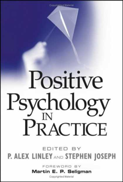 Books About Psychology - Positive Psychology in Practice