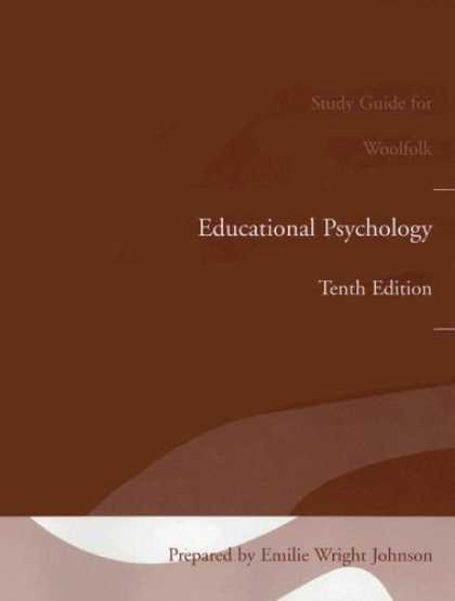 Books About Psychology - Study Guide for Educational Psychology (with MyLabSchool)