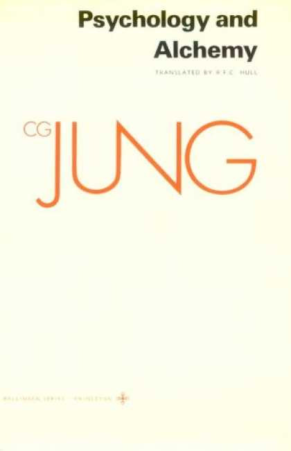 Books About Psychology - Psychology and Alchemy (Collected Works of C.G. Jung Vol.12)