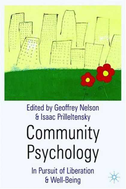 Books About Psychology - Community Psychology: In Pursuit of Liberation and Well-Being
