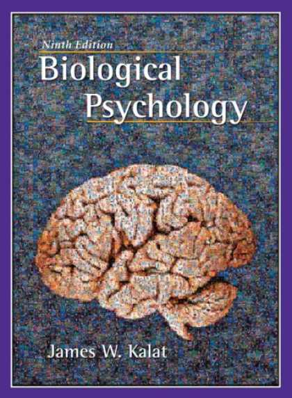 Books About Psychology - Biological Psychology (with CD-ROM)
