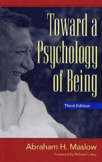 Books About Psychology - Toward a Psychology of Being, 3rd Edition