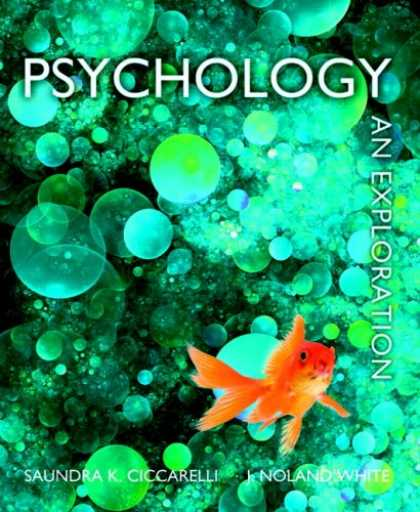 Books About Psychology - Psychology: An Exploration (MyPsychLab Series)
