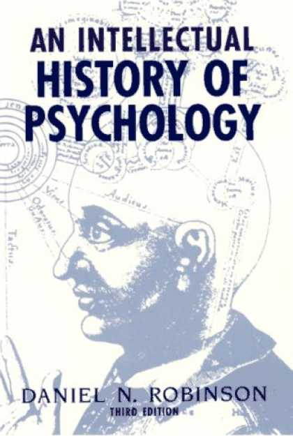 Books About Psychology - An Intellectual History of Psychology