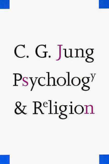 Books About Psychology - Psychology and Religion (The Terry Lectures Series)