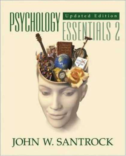 Books About Psychology - Psychology: Essentials with In-Psych Plus CD-ROM and PowerWeb, Updated 2e