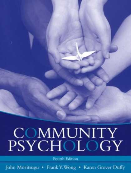 Books About Psychology - Community Psychology (4th Edition) (MySearchLab Series)