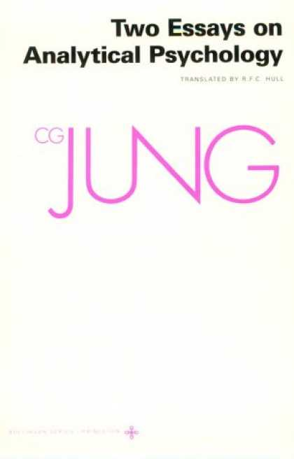 Books About Psychology - Two Essays on Analytical Psychology (Collected Works of C.G. Jung Vol.7)
