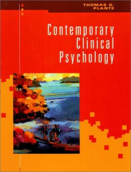 Books About Psychology - Contemporary Clinical Psychology