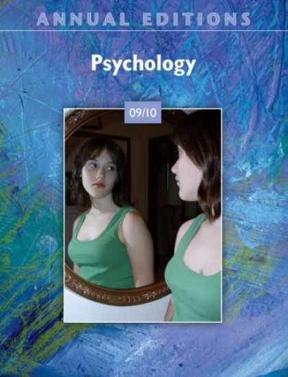Books About Psychology - Annual Editions: Psychology 09/10