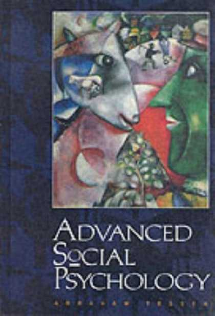 Books About Psychology - Advanced Social Psychology