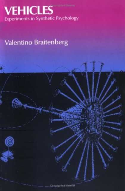 Books About Psychology - Vehicles: Experiments in Synthetic Psychology