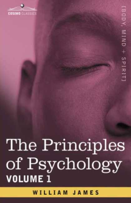 Books About Psychology - The Principles of Psychology, Vol.1