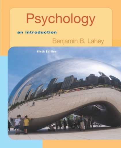 Books About Psychology - Psychology: An Introduction with In Psych Student CD-ROM