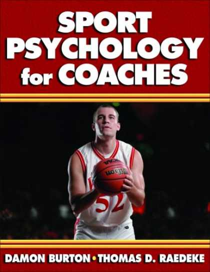 Books About Psychology - Sport Psychology for Coaches