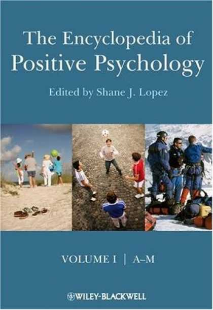 Books About Psychology - The Encyclopedia of Positive Psychology