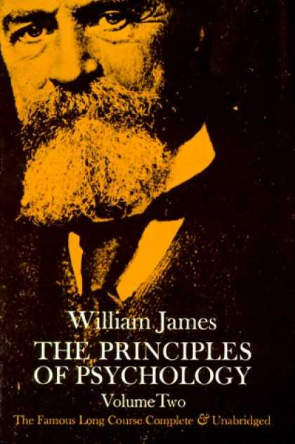 Books About Psychology - Principles of Psychology, Vol. 2