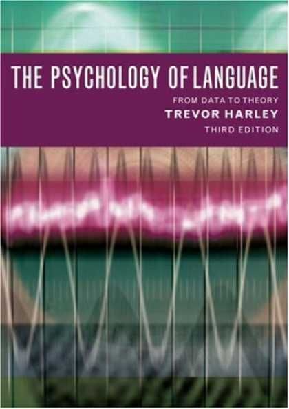 Books About Psychology - The Psychology of Language: From Data to Theory