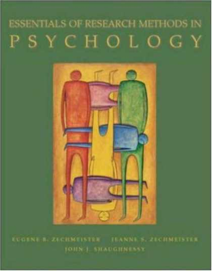 Books About Psychology - Essentials of Research Methods in Psychology with PowerWeb