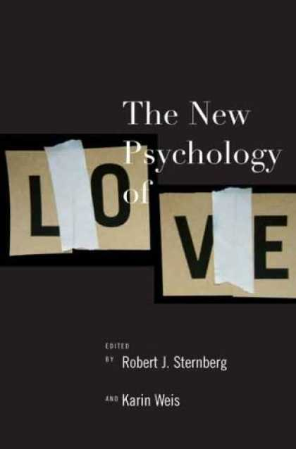 Books About Psychology - The New Psychology of Love