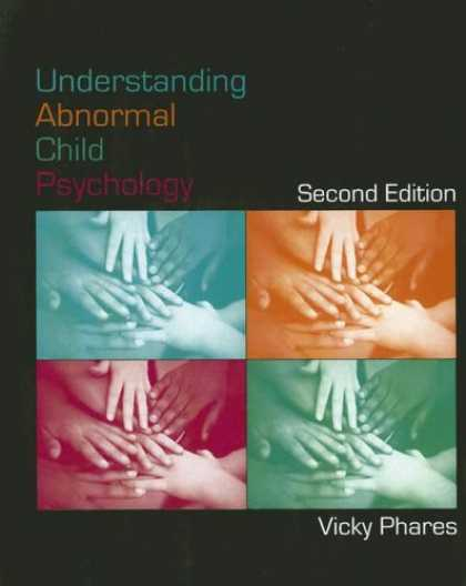 Books About Psychology - Understanding Abnormal Child Psychology