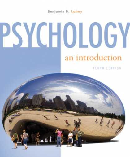Books About Psychology - Psychology: An Introduction