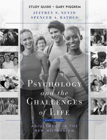 Books About Psychology - Psychology and the Challenges of Life, Study Guide: Adjustmentin the New Millenn