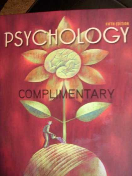 Books About Psychology - Psychology 5th Edition