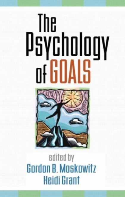 Books About Psychology - The Psychology of Goals