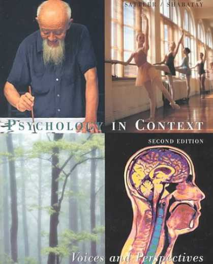 Books About Psychology - Psychology in Context: Voices and Perspectives