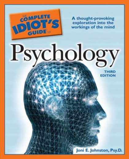 Books About Psychology - The Complete Idiot's Guide to Psychology, 3rd Edition