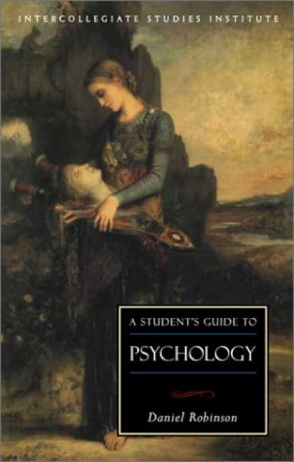 Books About Psychology - A Student's Guide to Psychology (Isi Guides to the Major Disciplines)