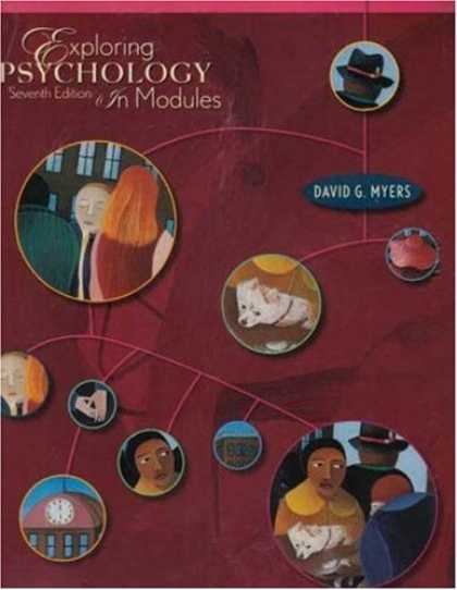Books About Psychology - Exploring Psychology in Modules 7E (Paper) & Study Guide