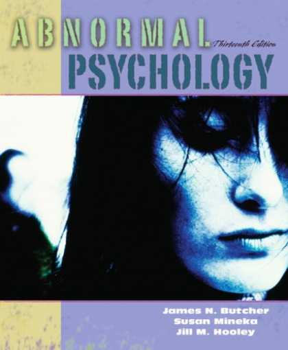 Books About Psychology - Abnormal Psychology Value Package (includes Current Directions in Abnormal Psych