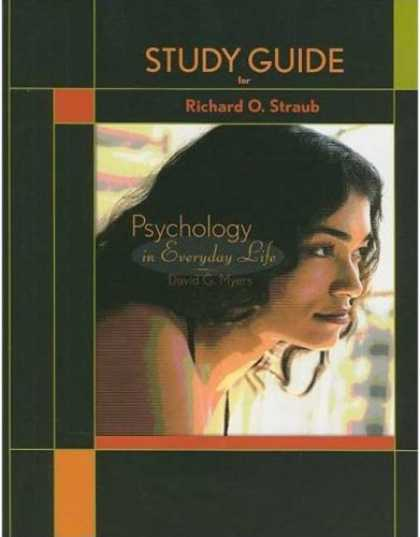 Books About Psychology - Psychology in Everyday Life Study Guide