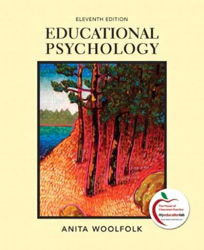 Books About Psychology - Educational Psychology (11th Edition) (MyEducationLab Series)