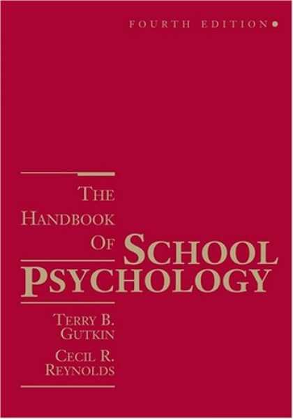 Books About Psychology - The Handbook of School Psychology