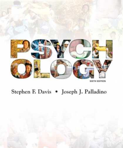 Books About Psychology - Psychology (6th Edition) (MyPsychLab Series)
