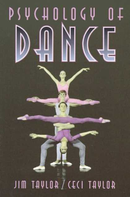Books About Psychology - Psychology of Dance