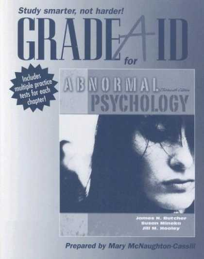 Books About Psychology - Grade Aid Workbook for Abnormal Psychology