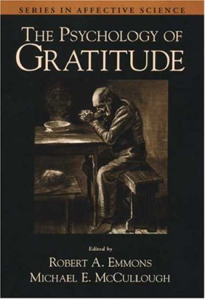 Books About Psychology - The Psychology of Gratitude (Series in Affective Science)