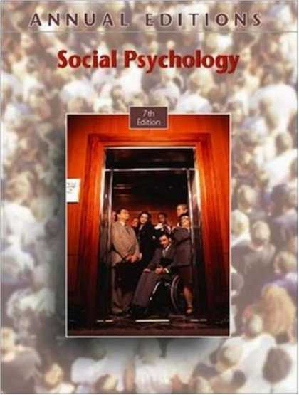 Books About Psychology - Annual Editions: Social Psychology, 7/e