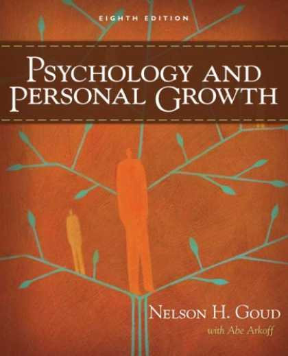 Books About Psychology - Psychology and Personal Growth (8th Edition) (MySearchLab Series)