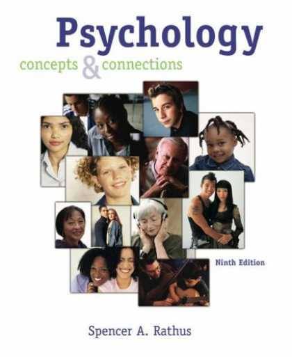 Books About Psychology - Cengage Advantage Books: Psychology: Concepts and Connections (with CD-ROM and I