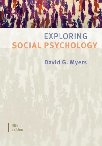 Books About Psychology - Exploring Social Psychology
